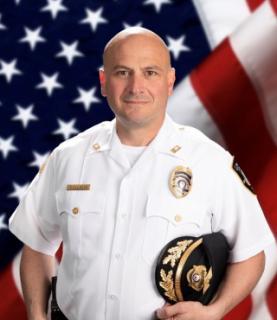 Police Chief Frank Culmone